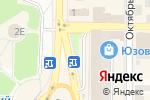 Схема проезда до компании Ваш Ломбард, ЧП в Донецке