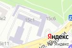 Схема проезда до компании iZamok.com в Москве