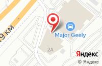 Схема проезда до компании Автомарки в Дзержинском