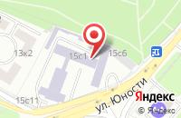Схема проезда до компании Риа-Союз в Москве
