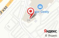 Схема проезда до компании Rivercraft в Дзержинском