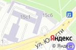 Схема проезда до компании Метинвест Азия в Москве