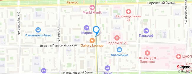улица Парковая 9-я