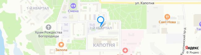 квартал Капотня 2-й