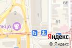 Схема проезда до компании Закусочная в Донецке