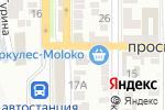Схема проезда до компании Дом Кроль в Донецке