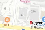 Схема проезда до компании Ритуал Сервис Москва в Москве