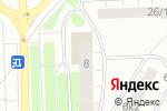 Схема проезда до компании Совкомбанк в Москве