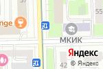 Схема проезда до компании Тамга в Москве
