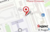 Схема проезда до компании Реймус в Москве