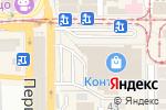 Схема проезда до компании Мобильный квартал в Донецке