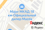 Схема проезда до компании Torex в Москве
