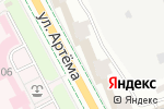 Схема проезда до компании Мажорик в Донецке
