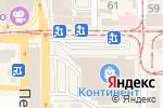 Схема проезда до компании Апельсин в Донецке