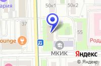 Схема проезда до компании НПФ ЛИТА-ЦВЕТ в Москве