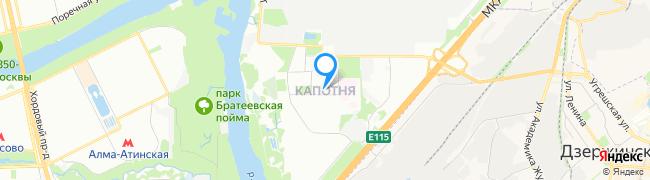 район Капотня