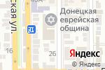 Схема проезда до компании Спецтехника, салон-магазин в Донецке
