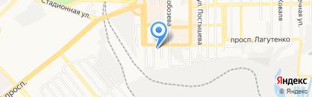 UNIQA на карте Донецка