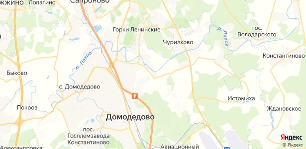 Киселиха на карте