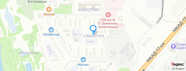 квартал Капотня 3-й