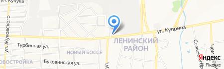 Elen на карте Донецка
