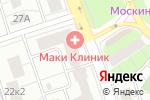 Схема проезда до компании Инженерная служба района Новогиреево в Москве