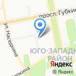 ЖЭУ №8/2 на карте Старого Оскола