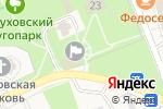 Схема проезда до компании Управление Федосеевской сельской территории в Федосеевке