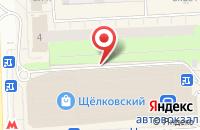Схема проезда до компании Автополис-2 в Москве