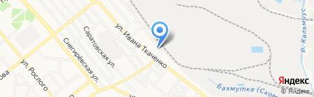 Алекс на карте Донецка