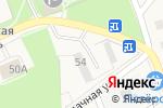 Схема проезда до компании СтройБаза31 в Федосеевке
