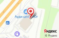 Схема проезда до компании НИК в Дзержинском