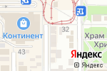 Схема проезда до компании Магазин бытовой химии в Донецке