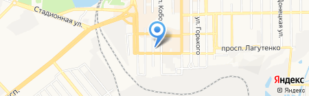 IT Technica на карте Донецка