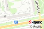 Схема проезда до компании Даровита в Старом Осколе