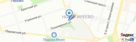 Детская школа искусств им. Н.А. Римского-Корсакова на карте Москвы