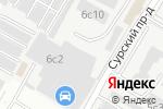 Схема проезда до компании Dioklim в Москве