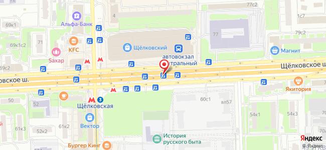 Центральная автостанция