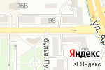 Схема проезда до компании Гарант-Сервис в Донецке