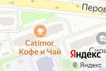 Схема проезда до компании Графф в Москве