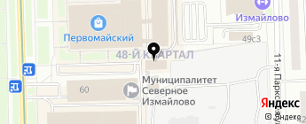 NewProxima на карте Москвы