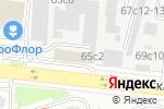 Схема проезда до компании Гораудит в Москве
