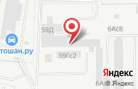 Схема проезда до компании Генпроект в Москве