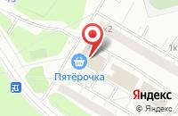 Схема проезда до компании Директ Лайн в Москве
