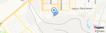 Glaz almaz на карте Донецка