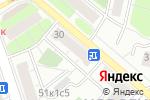 Схема проезда до компании Новогиреево в Москве