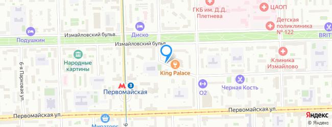 улица Парковая 10-я