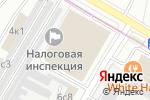 Схема проезда до компании Налоговый помощник в Москве