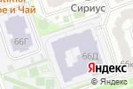 Схема проезда до компании Гимназия №2072 с дошкольным отделением в Москве