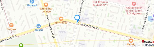 Мартеновская улица